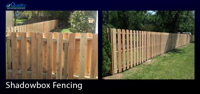 Shadow Box Fencing